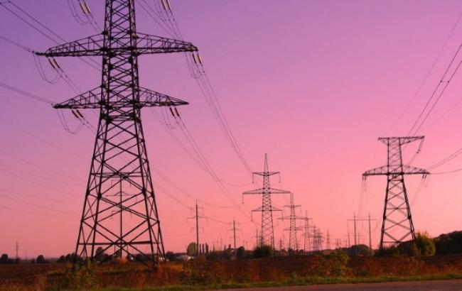 Электроэнергия из РФ начала поставляться в Украину, - Порошенко