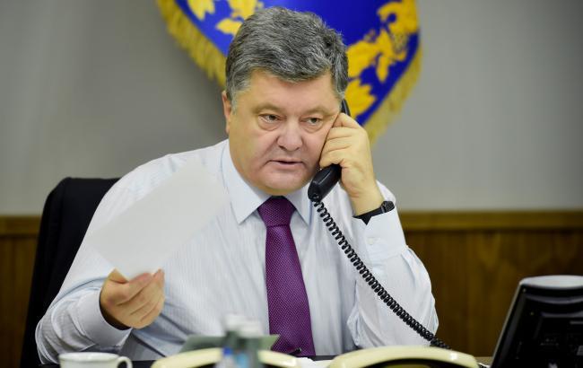 Порошенко погодив з Путіним алгоритм повернення Савченко в Україну
