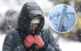 В Украину снова возвращается холод и мокрый снег: где ждать непогоду