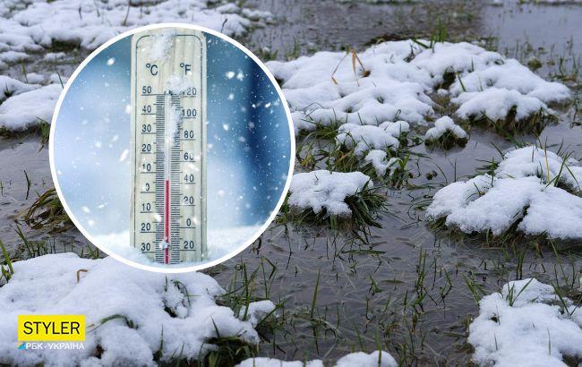 Весны в Украине нормальной не будет, а тепло придет только в мае: новый прогноз