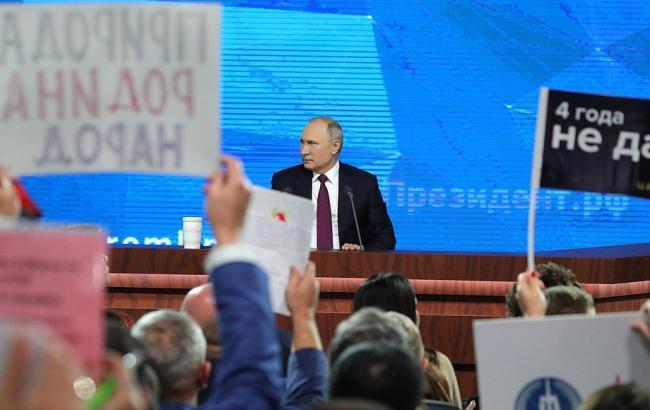 """Путин допускает """"кровавый"""" передел собственности после создания новой церкви в Украине"""