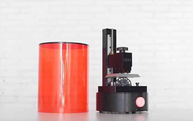 Фото: 3D принтер (3ders.org)