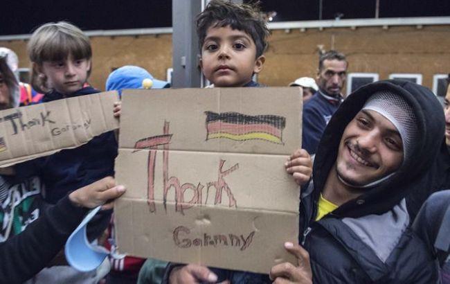 Германию за год переселились более 2 млн человек