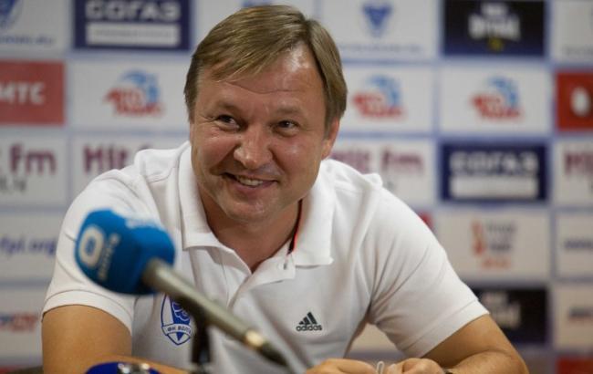 Калитвинцев: Динамо еще не выполнило задачу финишировать первым