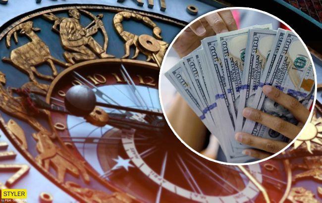 Знаки Зодиака, которым повезет в апреле с деньгами | РБК Украина