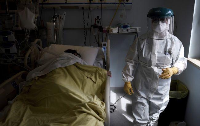 В Бразилии зафиксировали рекордную смертность от коронавируса