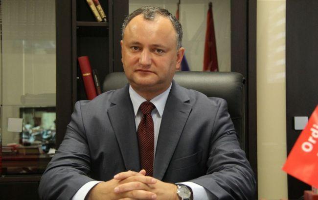 Лидер Приднестровья рассматривает возможность встречи спрезидентом Молдовы