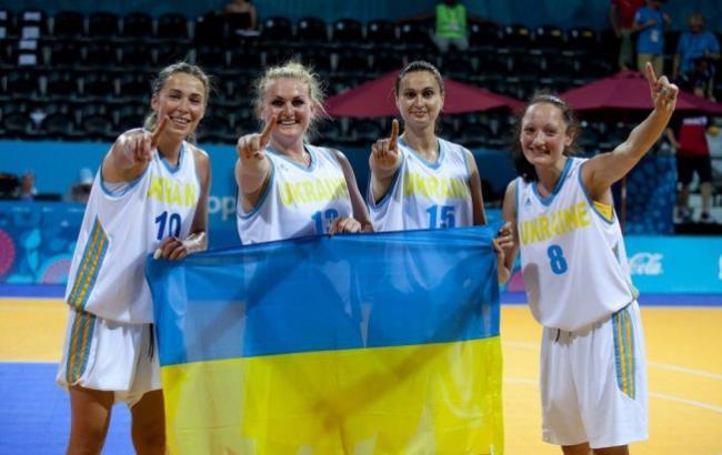 Фото: Сборная Украины по баскетболу (dpchas.com.ua