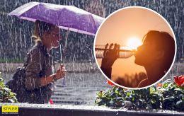 Тропічні зливи і хвилі аномальної спеки: серпень принесе чергові погодні сюрпризи
