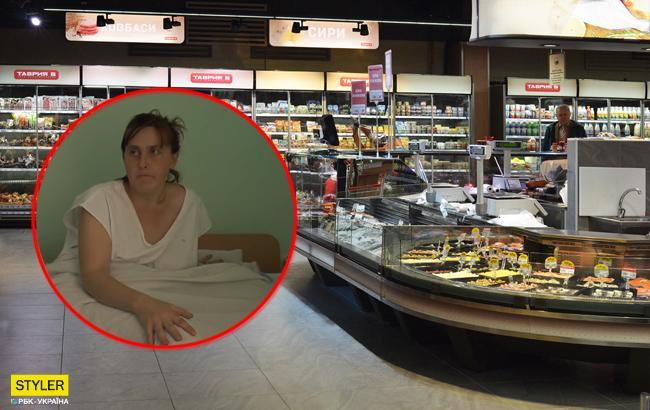 Стрімкі пологи: у Хмельницькому жінка народила дитину в супермаркеті