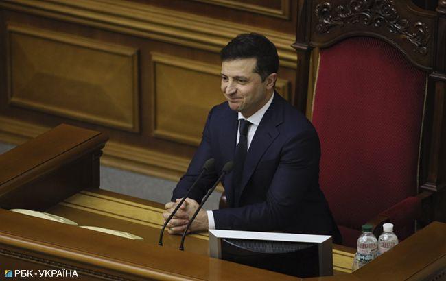 Зеленський просить Раду проголосувати за відставку Гончарука