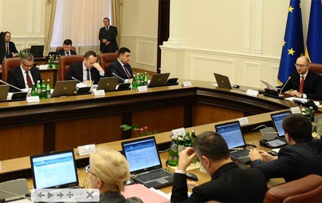 Кабмін затвердив положення про Держслужбу інтелектуальної власності
