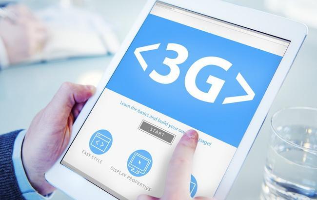 Фото: связь 3G в Украине (Protelecom.net)