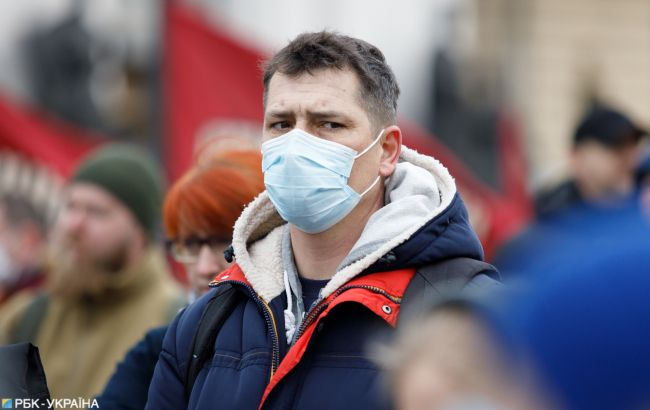 Коронавірус в Україні: кількість зафіксованих випадків на 23 березня