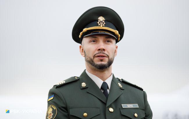В России предъявили обвинение нацгвардейцу Маркиву