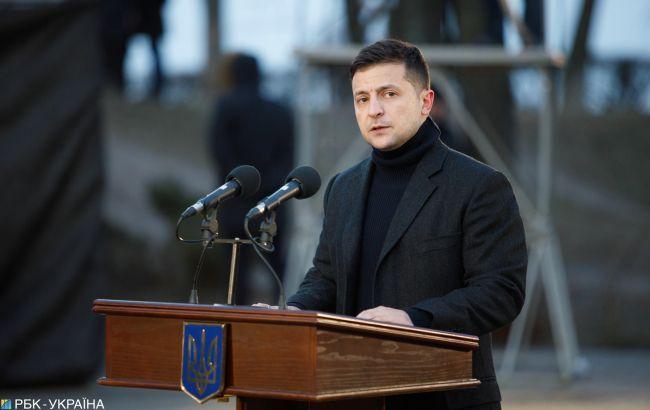 Зеленський про загибель військових на Донбасі: війна триває
