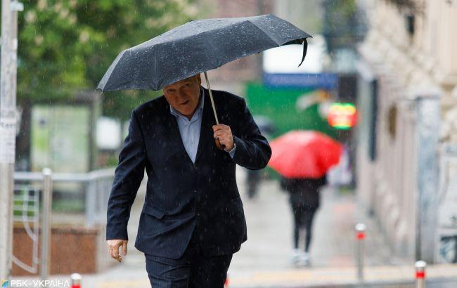 Дожди, грозы и до +15 тепла: прогноз погоды на сегодня