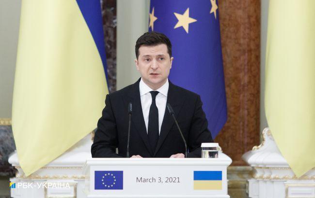 Зеленський розпорядився створити національний фонд інвестицій