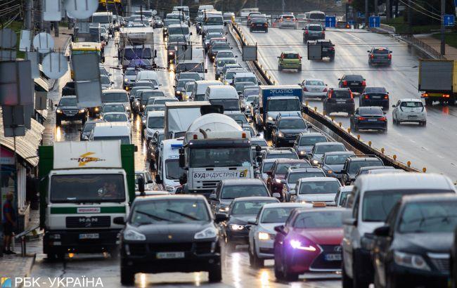 Киевлян ждет новый транспортный коллапс: где будет не проехать