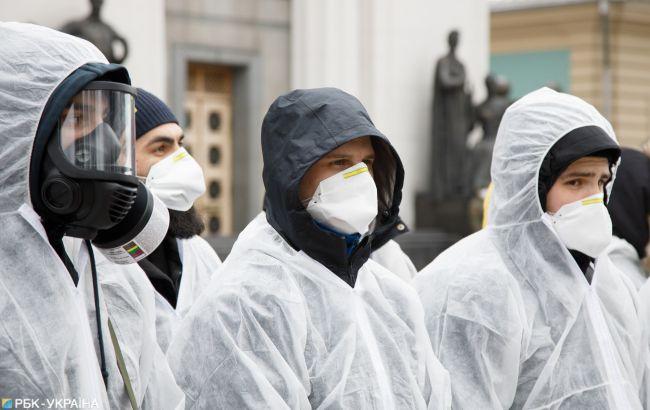 Число заболевших коронавирусом на Буковине превысило тысячу