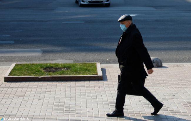 """Один из городов Украины начал публиковать список """"зараженных улиц"""""""