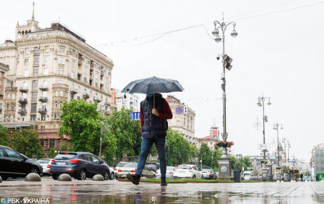 Похолодання та дощі: прогноз погоди на вихідні