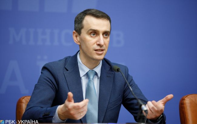 Украина ожидает от Германии 1,5 млн доз вакцины AstraZeneca