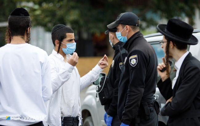 Более пол сотни полицейских будут охранять порядок в Умани во время Рош га-Шана