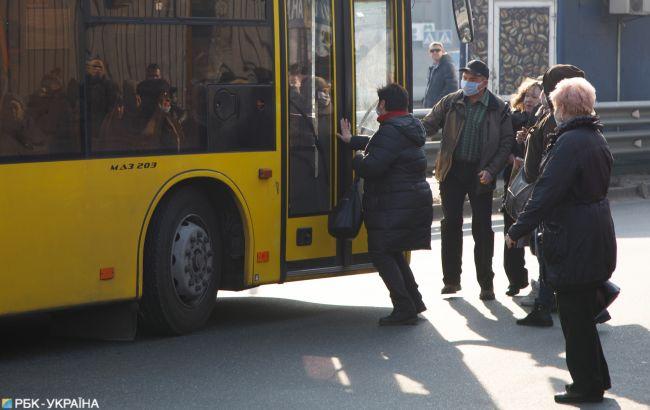 Громадський транспорт відновлює роботу з 22 травня