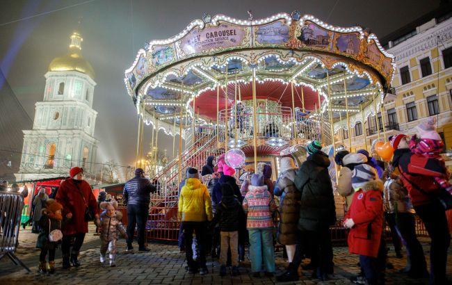 Скільки українці будуть відпочивати в січні: список вихідних