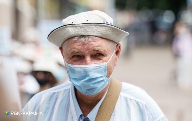 """Пять областей в Украине не соответствуют показателям """"зеленой"""" зоны карантина"""