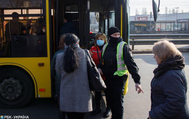"""Сумська область не зупинятиме транспорт у """"червоній"""" зоні карантину"""