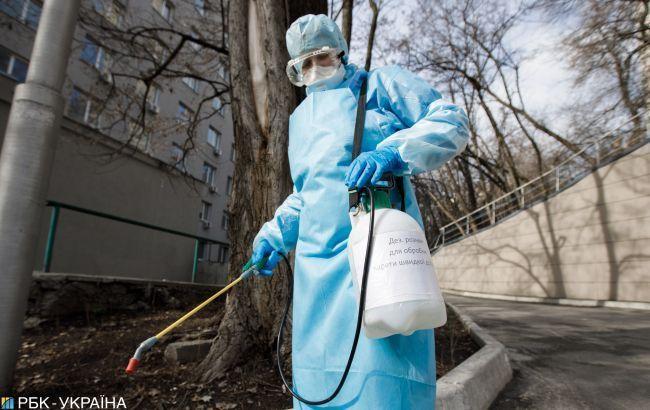 В Херсонской области увеличилось количество заболевших коронавирусом