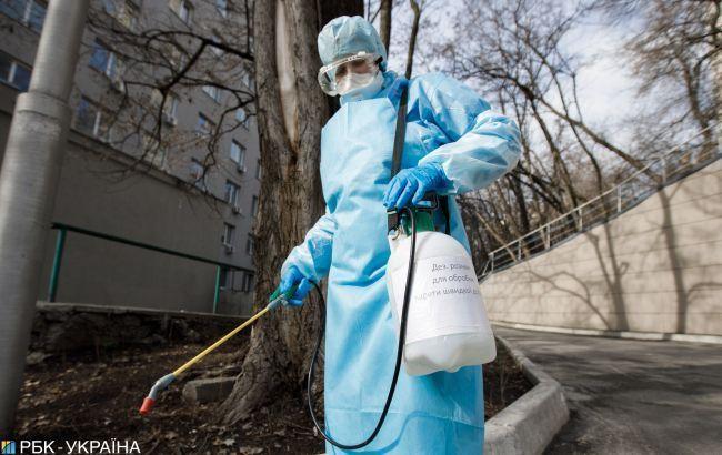 Кількість захворювань коронавірусом в Україні перевищила 660: список по областях