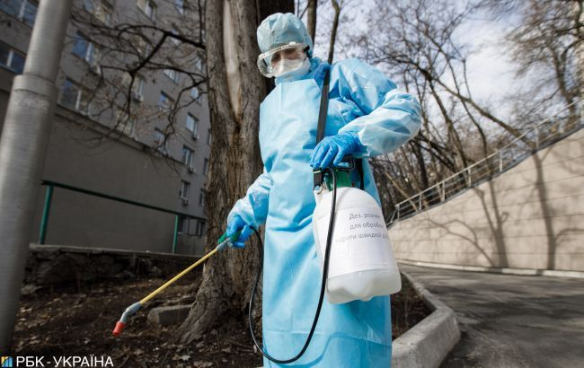 В Україні зростає кількість підозр на коронавірус: список областей
