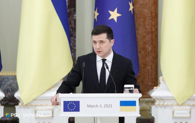 Спецпредставник і військова допомога: у Зеленського підтримали ініціативу сенаторів США