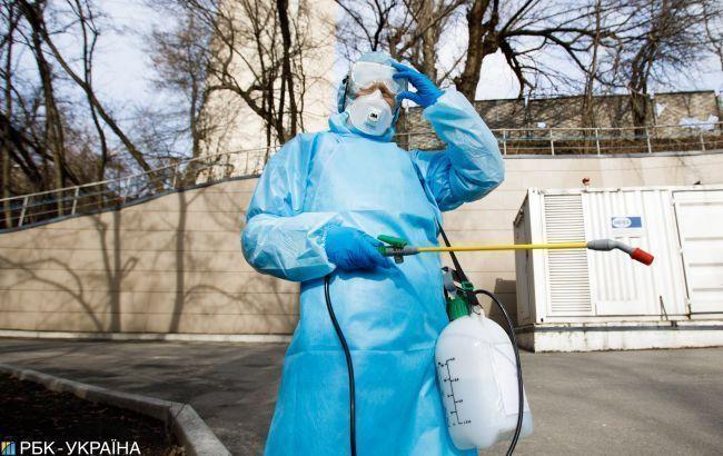 У Київській ОДА розповіли про стан першого зараженого коронавірусом