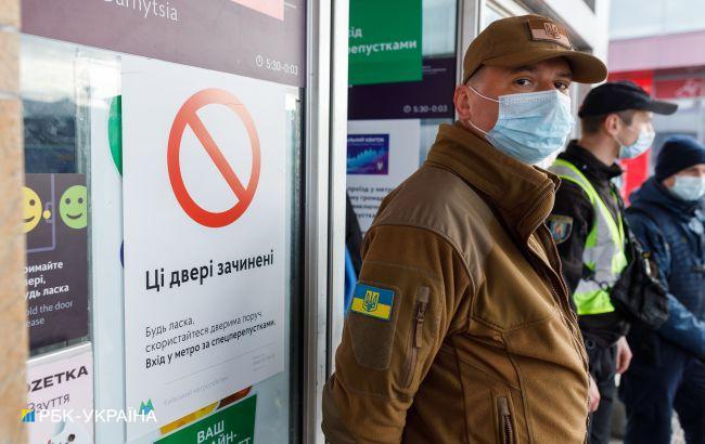 После отмены локдауна в Киеве на улицы выйдут дополнительные патрули