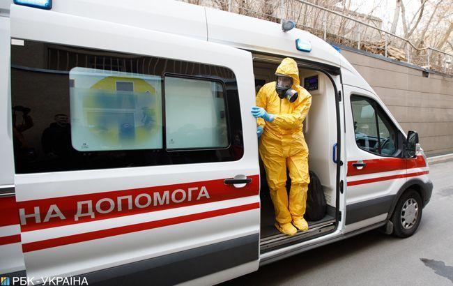 В Киевской области увеличилось количество инфицированных COVID-19