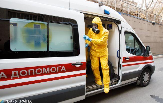 Коронавирус в Украине: за сутки умерли 17 пациентов