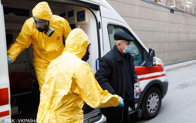 Во Львовской области заразились коронавирусом более 150 человек