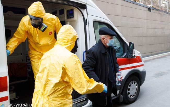 Коронавірус в Україні: кількість зафіксованих випадків на 26 квітня