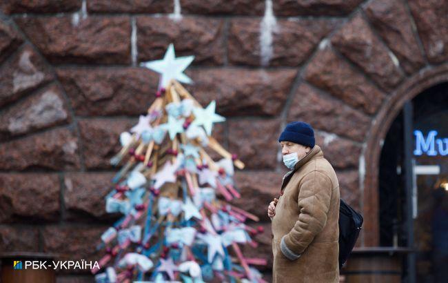 На улице и в маске: в ВОЗ дали рекомендации по празднованию Рождества и Нового года