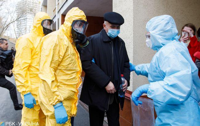 В Полтавской области сегодня обнаружили почти полтора десятка больных COVID-19