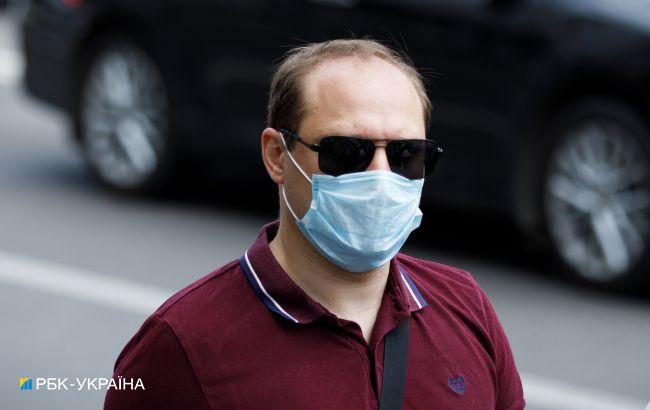 В НАН Украины назвали три эпицентра заболеваемости COVID