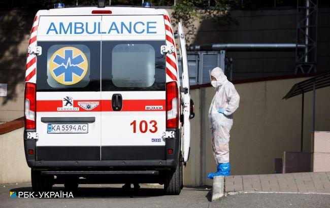 COVID в Києві: в столичних лікарнях перебуває рекордна кількість пацієнтів з початку пандемії