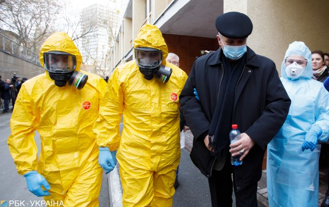 В Полтавской области подтвердили новый случай коронавируса