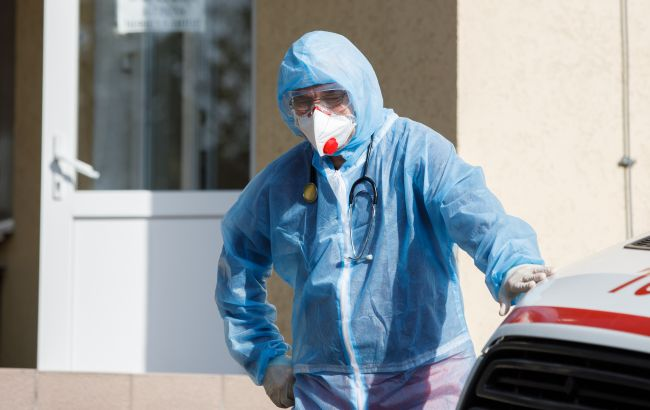 У Києві за тиждень захворіли на грип та ГРВІ 8 тисяч людей