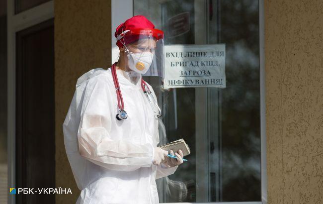 В Україні другий день поспіль антирекорди по смертності від COVID