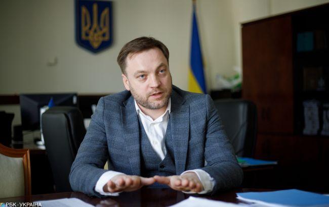 Шмыгаль внес в Раду представление о назначении Монастырского в МВД
